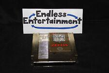 The Legend of Zelda NES Nintendo Tested Works Great! Cart Only!