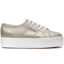 SCARPE SUPERGA 2790 LAMEW TG 39 COD S009TC0-340 - 9W [US 8 UK 5.5 CM 25.30]