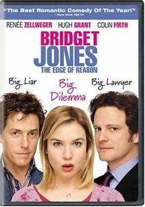 Like New WS DVD Bridget Jones - The Edge of Reason Renée Zellweger Hugh Grant