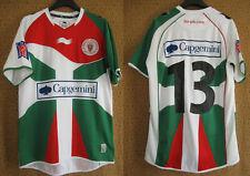 Maillot Rugby Biarritz Olympique Capgemini Burrda #13 vintage Pays Basque - M