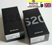 Genuine UK Empty box for Samsung S20 ULTRA 5G 128GB SM-G988/DS