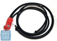 1986-87 Buick Regal Grand National T-Type Positive Battery Cable - 02024