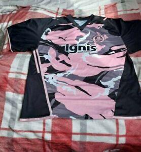 Partick thistle Retro Football shirt size Large