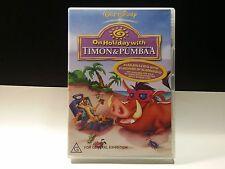 Timon & Pumba - DVD - Kids Disney Movie