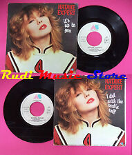 LP 45 7'' NADINE EXPERT It's up to you I did with the rock'n roll no cd mc dvd