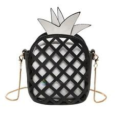 Cute Women Girls Fruit Shoulder Bag Tote Purse Messenger Crossbody Bags Handbag