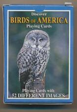 Playing cards – Discover Birds of America