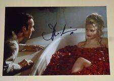 Mena Suvari autograph photo American Beauty signed auto American Pie