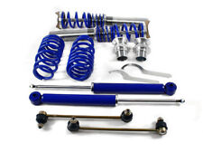 RSK STREET COILOVER KIT - 06-10 VW PASSAT B6 / 09-14 CC - BLUE