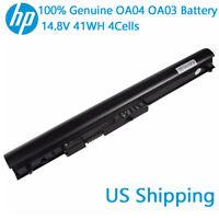 NEW Genuine OA04 OA03 Battery for HP 740715-001 746641-001 746458-421 751906-541