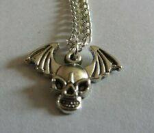 Avenged Sevenfold ( Deathbat ) Inspired Necklace Gift Wrapped