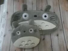 My Neighbor TOTORO Pen Case Coin Purse Set Japanese Anime Movie Kawaii *30