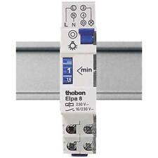 Scale Theben Luce-Interruttore di tempo l'ELPA 8 luce scale tempo INTERRUTTORE 0080002