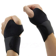 Hand Wrist Guard Gym Band Brace Support Carpal Tunnel Relief Pain Guard Strap