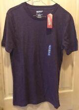 St. St John's Bay Legacy Purple Sweet Grape T Tee Shirt Small S NWT