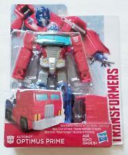 Transformers Optimus Prime Transformer Fig. 7inch tal & 5 Transformer Stickers..
