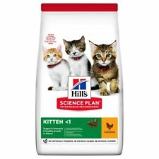 Hills Science Plan Kitten 1 Dry Food Chicken 1.5kg Grain Free