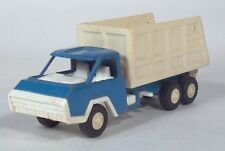 "Vintage 1970 Tootsietoy Dump Truck Tipper 5.5"" Scale Model"