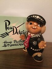 Pendelfin - Pearly King Arthur. - Rare Find, Made In England