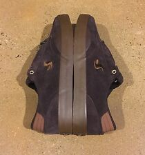 DVS Daewon 14 Coffee Suede Size 10 BMX DC Skate Shoes Sneakers Daewon Song