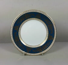WEDGWOOD COLUMBIA BLUE AND GOLD R4509 TEA / SIDE PLATE 15.2CM (PERFECT)