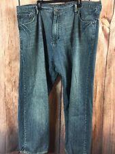 Ecko Unlmtd Men's Jeans Size 46 Baggy Fit Dark Wash C175