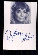 Ingeborg Schöner Foto Original Signiert ## BC 19638