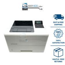 """HP LaserJet Enterprise M506n Printer USB Network Mono 4.3"""" LCD Tray 512MB F2A68A"""