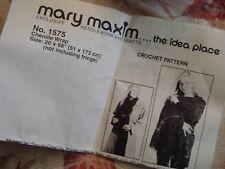 Mary Maxim Crochet Shawl Kit