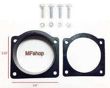 For 1995-2001 Mazda B4000 4.0L V6 Air Intake MAF Sensor Adapter MAS W/Screws