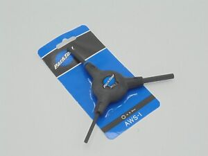 Park Tool AWS-1 3 Way Hex Wrench Tool - 4mm, 5mm & 6mm - New