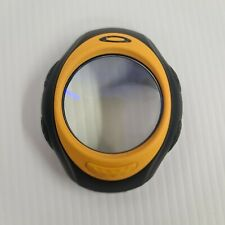 Oakley D1 Watch Case Black Yellow