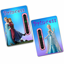 Enfant et bébé frozen room and nursery thermomètre twin pack
