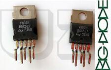 1 X VN02H ST Lado de alta potencia Inteligente Relé De Estado Sólido Vdee RDS en iout Vcc 60 V