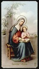 """santino-holy card""""""""ediz. FB n.180 S.ANNA"""