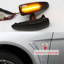 For Mitsubishi Lancer Evolution X Mirage Side Marker Light LED Dynamic Signals