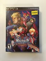 Blazblue: Continuum Shift Extend Limited Edition ( PlayStation 3 PS3, 2012) NEW