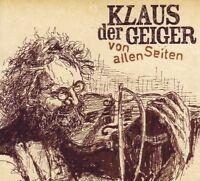 KLAUS DER GEIGER - VON ALLEN SEITEN  CD NEU