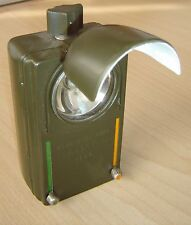 BW TORCIA ELETTRICA LAMPADA 1960 DAIMON NUOVO rarità RARI Bundeswehr WK 2 1