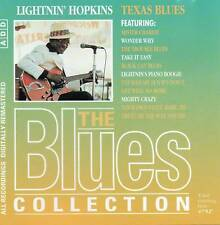 LIGHTNIN' HOPKINS, Texas Blues [1994 CD] Orbis Collection