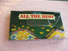 Playmate All The Best - 2  in 1 - Complete - Word Power & Math-A-Matic Sealed