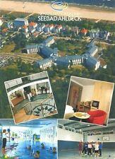 AK, Seebad Ahlbeck, Rehaklinik, u.a. Luftbild, 2002