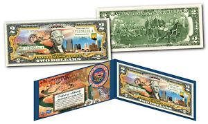 ARIZONA Genuine Legal Tender $2 Bill USA Honoring America's 50 States