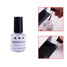 ABS Plastic Model Cement Glue Acrylic glass Fast Adhesives Odorless 10ml Bottle