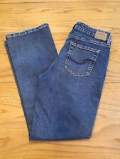 Signature  By Levi Strauss Mid Rise Boot Cut Misses 8M 30W X 30L Jeans