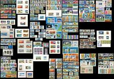 ZEPPELIN Air Balloon Aeronautic Stamps Postage Sheets Cover Philately Collection