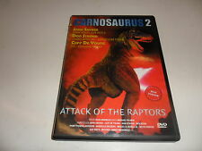 DVD  Carnosaurus - Attack of the Raptors