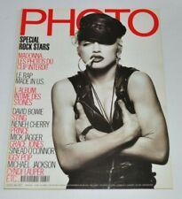 - PHOTO French MAGAZINE #282 Madonna cover 1991 2 Live Crew  -