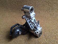 Rare Mavic 801 Rear Derailleur With Sealed Pulley Wheels 170 Grams Super Clean