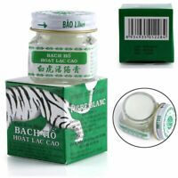 Vietnam White Tiger Balm Onguent Massage Muscle Rub Relief Baume